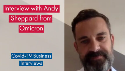 Andy Sheppard | Omicron | Business Mentoring | Hertfordshire
